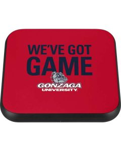 Gonzaga University Weve Got Game Wireless Charger Single Skin
