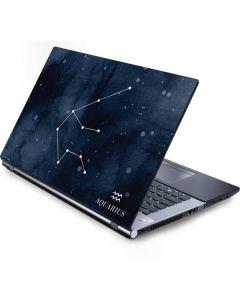 Aquarius Constellation Generic Laptop Skin