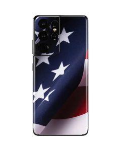 The American Flag Galaxy S21 Ultra 5G Skin
