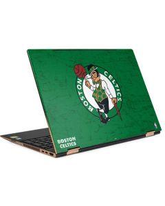 Boston Celtics Green Primary Logo HP Spectre Skin