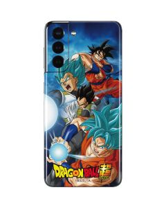 Goku Vegeta Super Ball Galaxy S21 5G Skin
