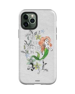 Ariel and Flounder iPhone 12 Pro Case