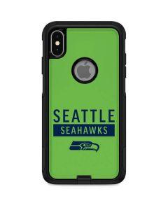Seattle Seahawks Green Performance Series Otterbox Commuter iPhone Skin
