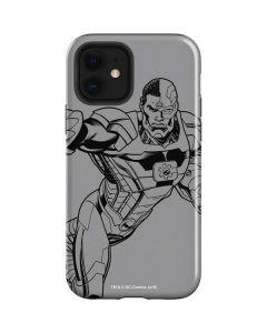 Cyborg Comic Pop iPhone 12 Case