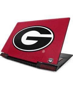 University of Georgia Logo Red Lenovo IdeaPad Skin