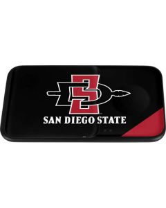 San Diego State Wireless Charger Duo Skin