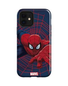 Spider-Man Crawls iPhone 12 Case