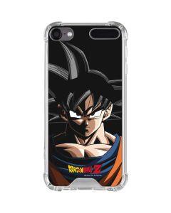 Goku Portrait iPod Touch (5th-6th-7th Gen) Clear Case