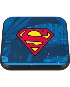 Superman Logo Wireless Charger Single Skin