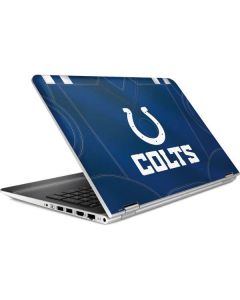Indianapolis Colts Team Jersey HP Pavilion Skin
