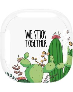 We Stick Together Galaxy Buds Live Skin