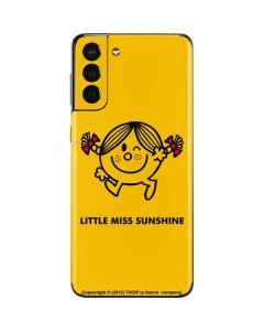 Little Miss Sunshine Galaxy S21 Plus 5G Skin