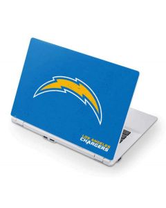 Los Angeles Chargers - Alternate Distressed Acer Chromebook Skin