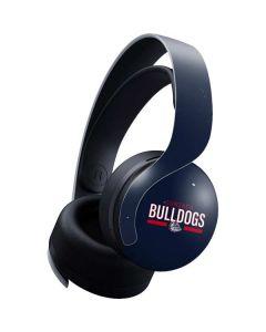 Gonzaga Bulldogs Stripe PULSE 3D Wireless Headset for PS5 Skin