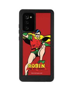 Robin Portrait Galaxy Note20 5G Waterproof Case