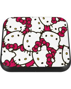 Hello Kitty Multiple Bows Pink Wireless Charger Single Skin