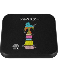 Sylvester the Cat Sliced Juxtapose Wireless Charger Single Skin
