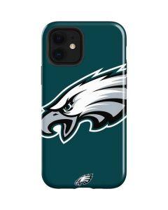 Philadelphia Eagles Large Logo iPhone 12 Case