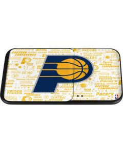 Indiana Pacers Historic Blast Wireless Charger Duo Skin