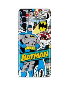 Batman Comic Book Galaxy S21 5G Skin