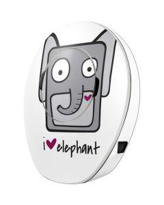 i HEART elephant MED-EL Samba 2 Skin