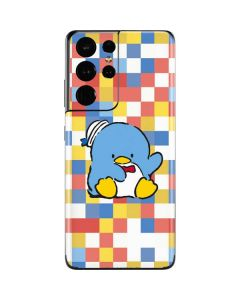 Tuxedosam Pixels Galaxy S21 Ultra 5G Skin
