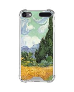 van Gogh - Wheatfield with Cypresses iPod Touch (5th-6th-7th Gen) Clear Case