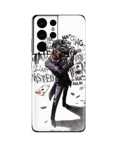 Brilliantly Twisted - The Joker Galaxy S21 Ultra 5G Skin