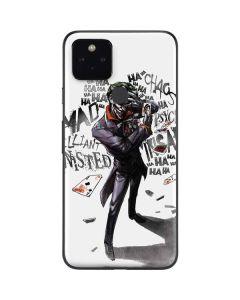 Brilliantly Twisted - The Joker Google Pixel 4a 5G Skin