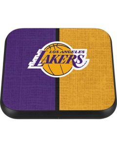 Los Angeles Lakers Canvas Wireless Charger Single Skin