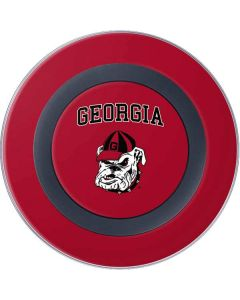 Georgia Bulldogs Wireless Charger Skin
