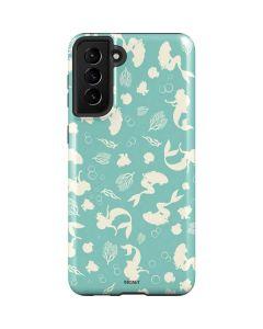 Ariel Under the Sea Print Galaxy S21 Plus 5G Case
