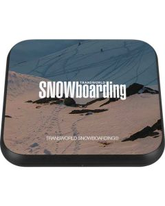TransWorld SNOWboarding Shadows Wireless Charger Single Skin