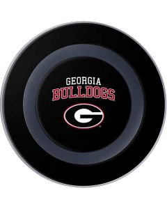 University of Georgia Bulldogs Wireless Charger Skin