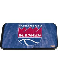Sacramento Kings Hardwood Classics Wireless Charger Duo Skin