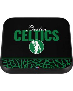 Boston Celtics Elephant Print Wireless Charger Single Skin