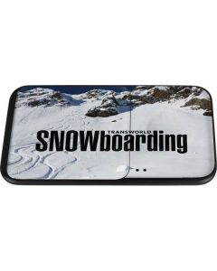 TransWorld SNOWboarding Mountain Wireless Charger Duo Skin