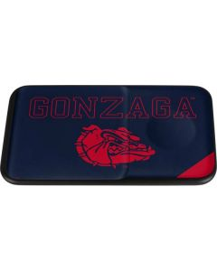 Gonzaga Bulldogs Logo Wireless Charger Duo Skin