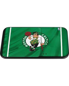 Boston Celtics Wireless Charger Duo Skin