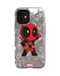 Deadpool Hello iPhone 12 Mini Case