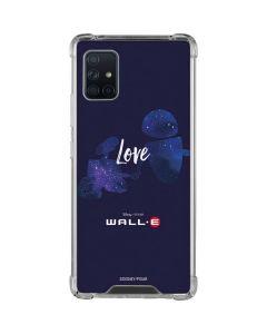 WALL-E Love Galaxy A51 5G Clear Case