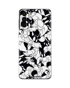 Sylvester Super Sized Pattern Galaxy S21 Plus 5G Skin