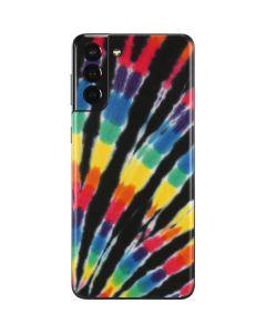 Tie Dye - Rainbow Galaxy S21 Plus 5G Skin
