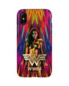 Wonder Woman Color Blast iPhone X Pro Case