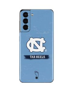 North Carolina Tar Heels Galaxy S21 5G Skin