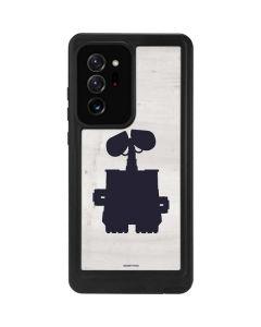 WALL-E Silhouette Galaxy Note20 Ultra 5G Waterproof Case