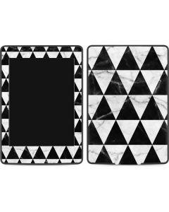 Geometric Marble Amazon Kindle Skin