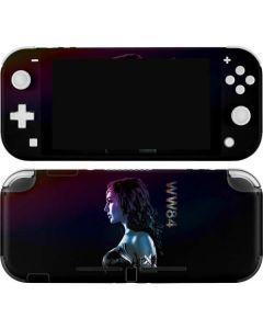Wonder Woman Side Profile Nintendo Switch Lite Skin