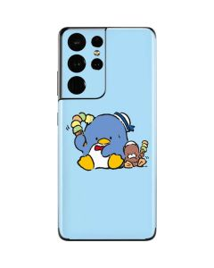 Tuxedosam and Friend with Ice Cream Galaxy S21 Ultra 5G Skin