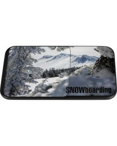 TransWorld SNOWboarding Peaking Wireless Charger Duo Skin
